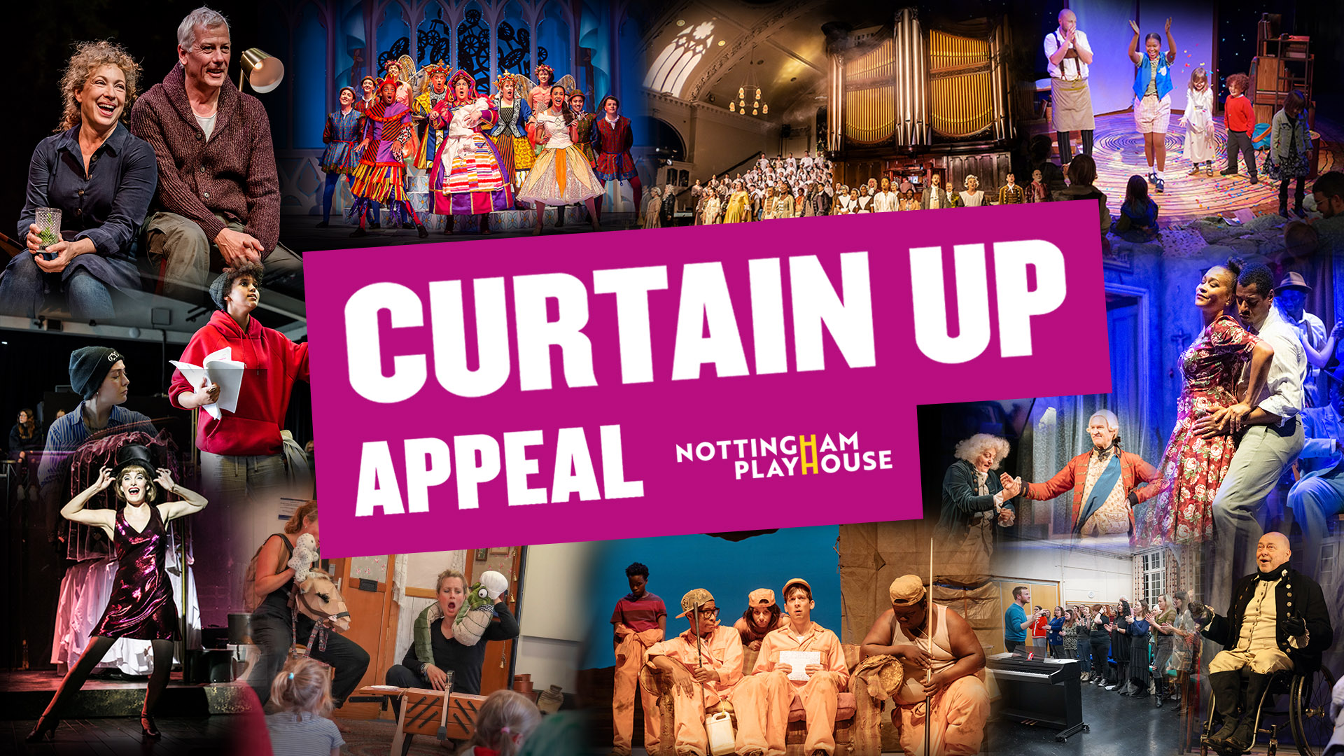 Curtain Up Appeal