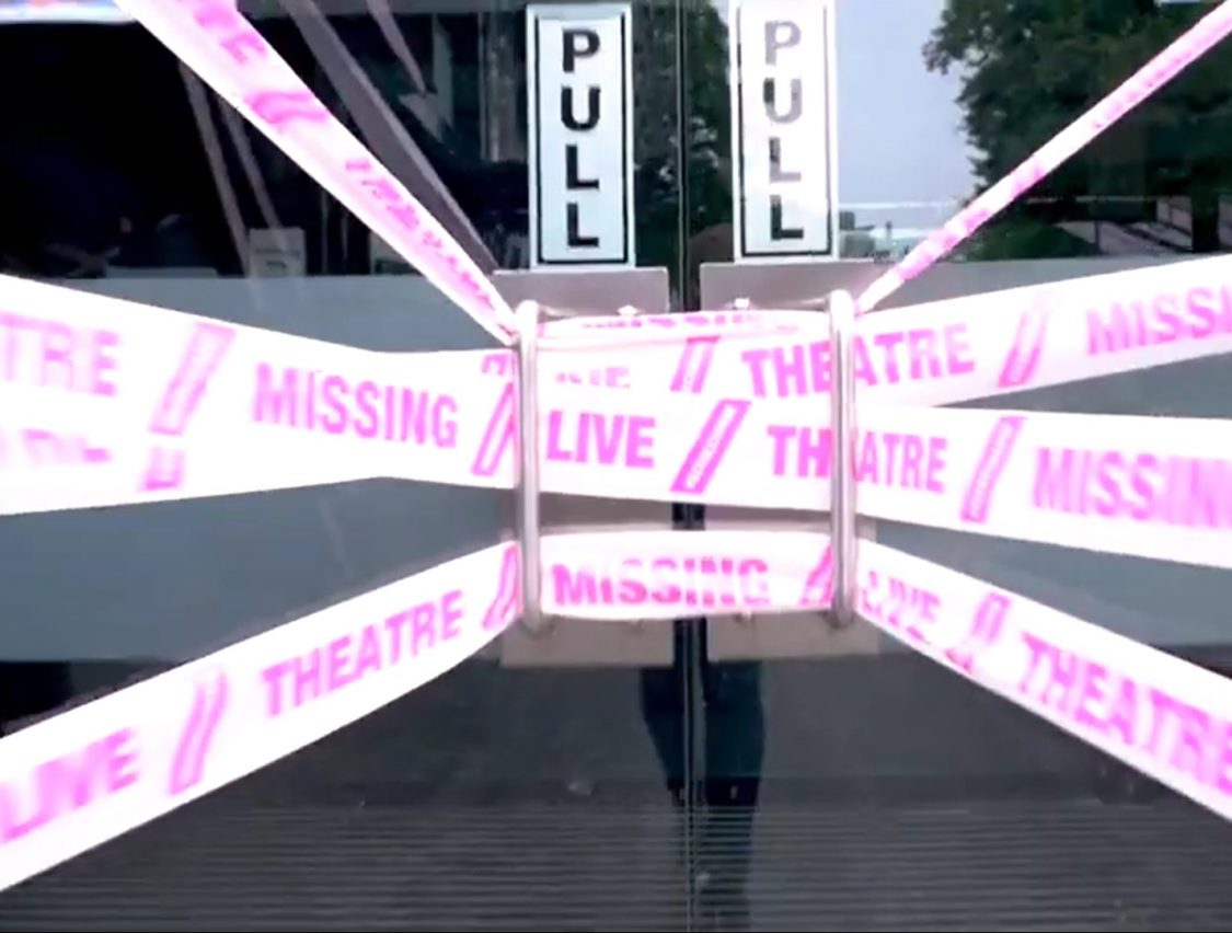 SceneChange – #MissingLiveTheatre