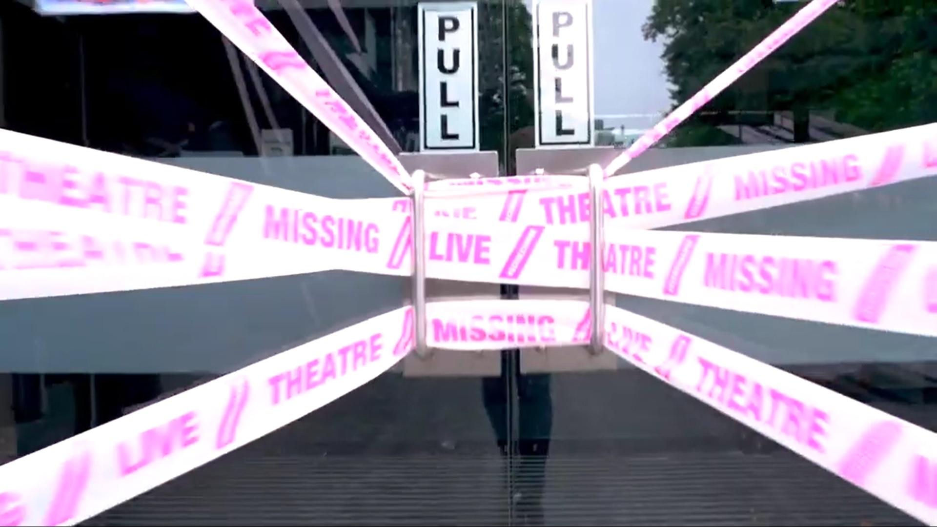 Scene Change - #MissingLiveTheatre
