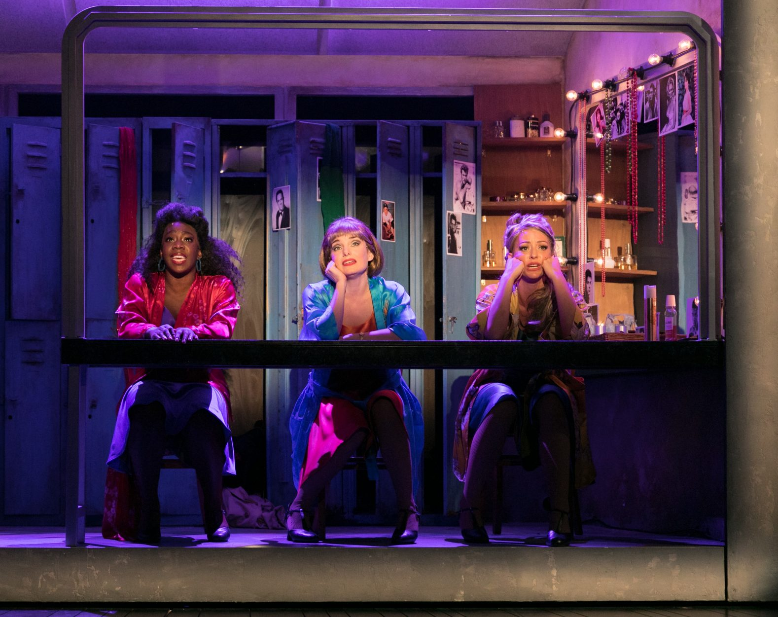 Sweet Charity in Production, photography by Darren Bell