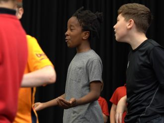 Beauty and the Beast: Drama Workshop