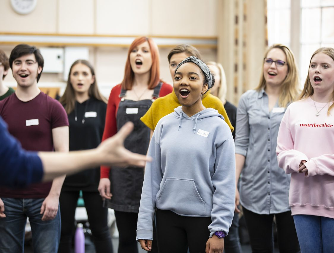 Nottingham Playhouse Choir