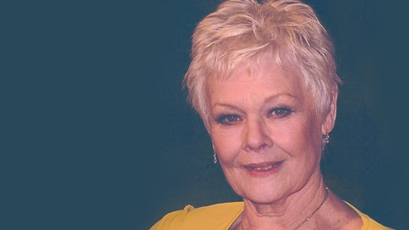 Judi Dench, patron of our Dedicate a Seat appeal