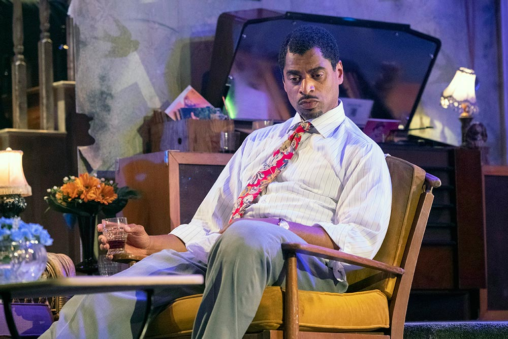 Shebeen in Production, photography by Richard Hubert Smith