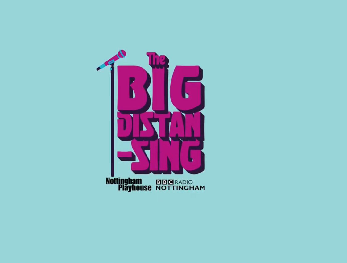 The Big Distan-Sing Video