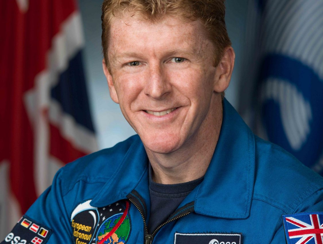 Limitless: In Conversation with Astronaut Tim Peake