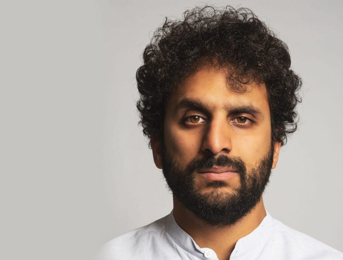 Nish Kumar: Control