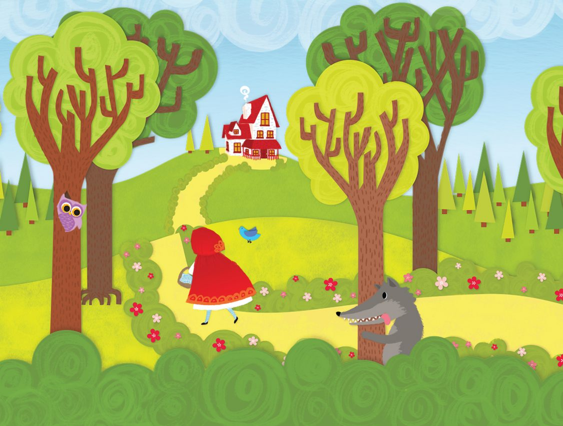 Little Red Riding Hood Touring Performances